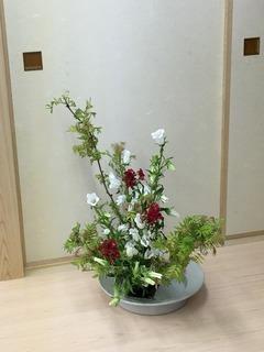 新緑の盛花.jpg
